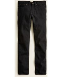 J.Crew 484 Slim-fit Jean In Black Rinse Wash