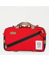 Topo Designs Quick Pack Bag - Red