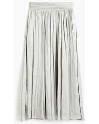 J.Crew - Point Sur Crinkled Maxi Skirt - Lyst