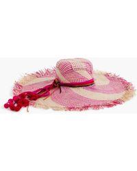 Nannacay Tululu Hat - Pink