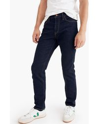 J.Crew - Madewell Slim Jeans In Rinse Wash - Lyst