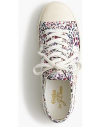 Gola - Mark Cox Tennis Trainers In Liberty Floral - Lyst
