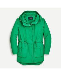 J.Crew Perfect Lightweight Jacket - Green