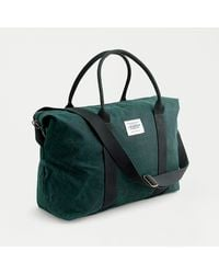 Barbour Eaden Holdall Bag - Green