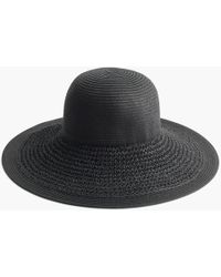 J.Crew - Textured Summer Straw Hat - Lyst