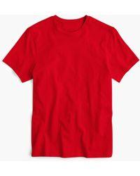 J.Crew - Mercantile Broken-in Crewneck T-shirt - Lyst