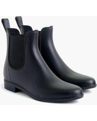 J.Crew - J.crew Mercantile Chelsea Rain Boots - Lyst
