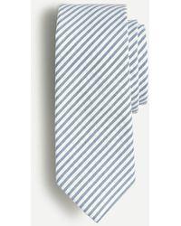 J.Crew Seersucker Tie - Multicolor