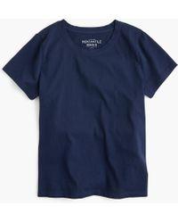 J.Crew - J. Crew Essential T-shirt - Lyst