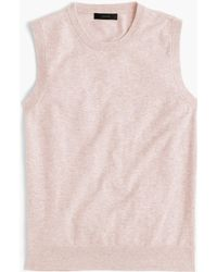 J.Crew - Cotton Jackie Shell - Lyst