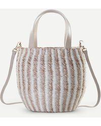 Kayu ® Tayla Bucket Bag - White
