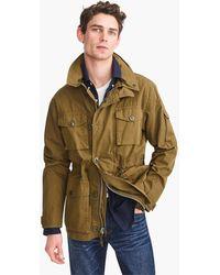 J.Crew Field Mechanic Jacket - Green