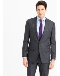 32811635d65e7f J.Crew Ludlow Slim-fit Unstructured Blazer In Cotton-linen in Pink for Men  - Lyst