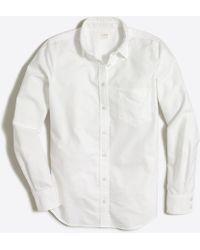 J.Crew - J.crew Mercantile Oxford Shirt - Lyst