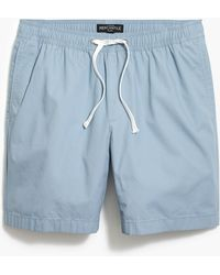 a028fd51b6 Lyst - Weatherproof Vintage Canvas Belted Cargo Shorts in Natural ...