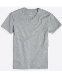 J.Crew - Slim Broken-in V-neck T-shirt - Lyst