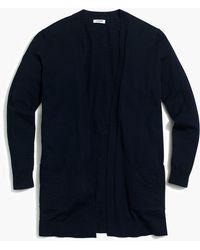 J.Crew - Cardigan Sweater With Bracelet Sleeve - Lyst