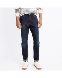 J.Crew - Straight-fit Flex Jean In Walker Wash - Lyst