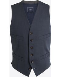 J.Crew - Thompson Suit Vest In Worsted Wool - Lyst