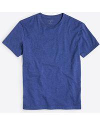 J.Crew - Heathered Broken-in T-shirt - Lyst