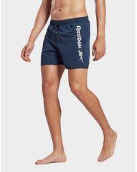 Reebok Woven Swim Shorts - Blue