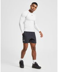 """Under Armour - Launch 7"""" Shorts - Lyst"""