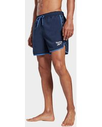 Reebok Wyatt Swim Shorts - Blue