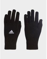 adidas Originals Synthetic Trefoil Gloves in Black for Men