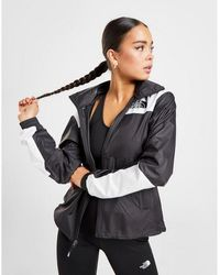 The North Face Packable Panel Wind Jacket - Black