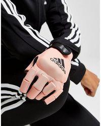 adidas Hockey Left Hand Glove - Black