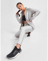 adidas 3-stripes Tiro Tracksuit - Gray