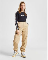 Ellesse - Cargo Pants - Lyst
