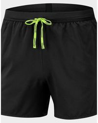 Nike Air Flex Stride Men's 13cm (approx.) Lined Running Shorts - Black