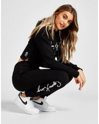 Gym King Sky Fleece Sweatpants - Black