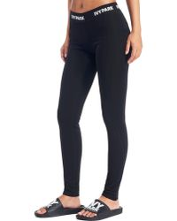 Ivy Park - Low Rise Tights - Lyst