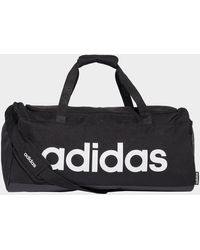 adidas Originals Linear Duffel Bag - Black