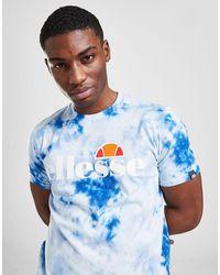 Ellesse Camiseta Prado Tie-Dye - Azul