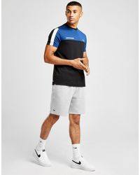 Lacoste Fleece Core Shorts - Gray