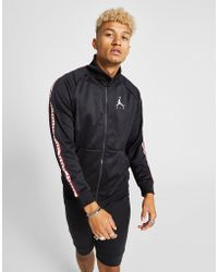 Nike - Poly Tape Track Top - Lyst