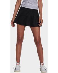 adidas Tennis Primeblue Tokyo Heat.rdy Match Skirt - Black