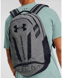 Under Armour Hustle 5.0 Backpack - Black