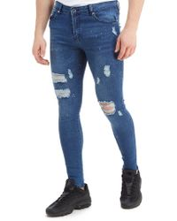 Good For Nothing - Mid-rise Denim Jeans - Lyst