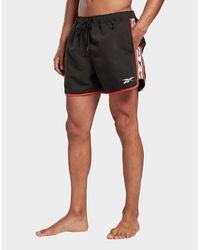 Reebok Sumner Swim Shorts - Black