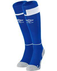 Umbro - Everton Fc 2018/19 Home Socks - Lyst