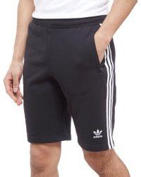 adidas Originals - California Fleece Shorts - Lyst