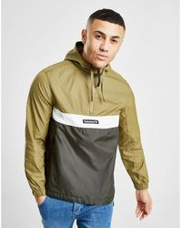 894969f4709a Timberland - Small Logo Overhead Jacket - Lyst