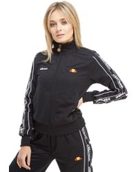 Ellesse - Tape Popper Track Top - Lyst