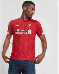 New Balance - Liverpool Fc 2019 Home Shirt - Lyst