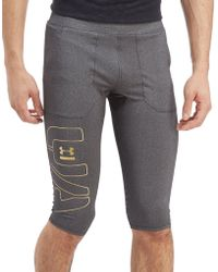 Under Armour - Perpetual 3/4 Tights - Lyst