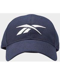 Reebok Active Enhanced Baseball Cap - Blue